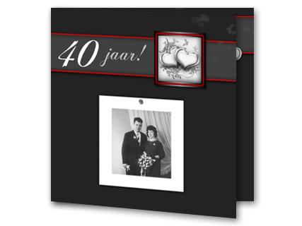 Cadeau Voor 40 Jarig Huwelijksfeest